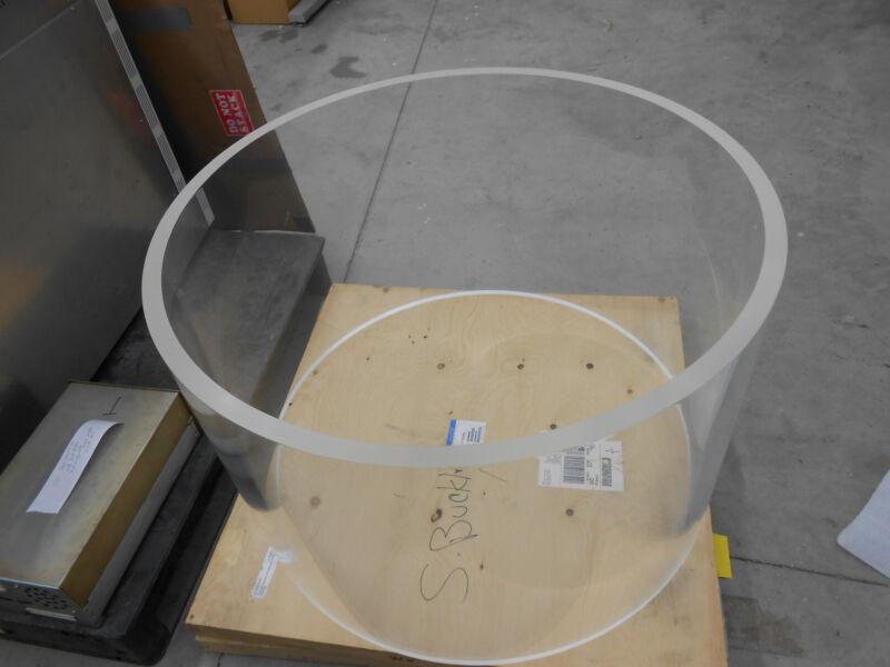 Millipore 31141601wc P800 X 500 Acrylic Chromatography Tube