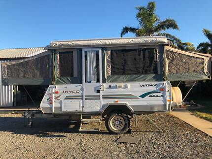 Jayco Eagle Outback 2004 Port Lincoln Port Lincoln Area Preview