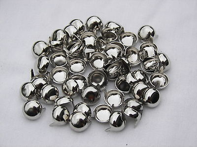 200 Harley Chrome Studs/Motorcycle Seats/Backrest/Saddle Bags/Leather chaps