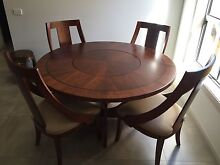 Quality brand new dining table and chairs set Ermington Parramatta Area Preview