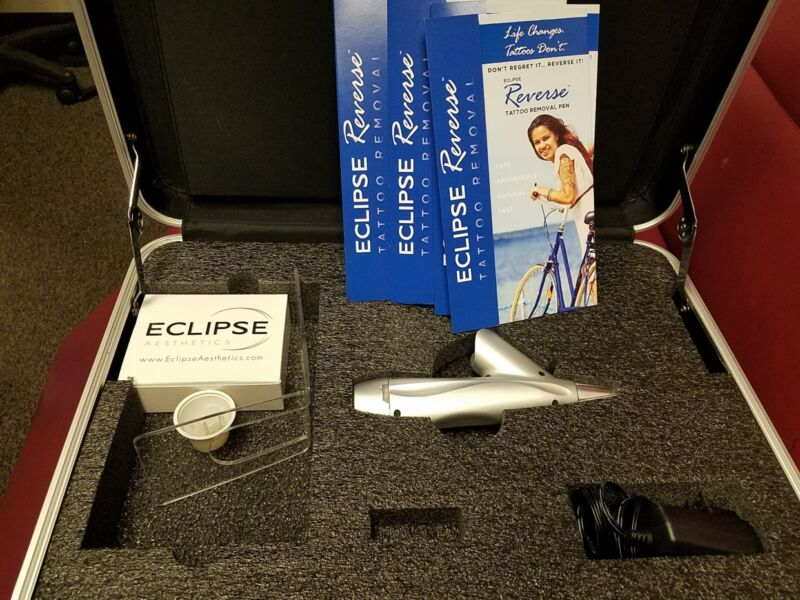 Eclipse Reverse Tattoo removal machine.