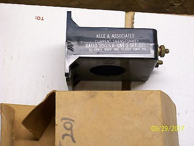 New Kele Current Transformer 2005 Ratio 2sft-201