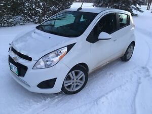 2015 Chevy Spark LS. Asking $7000 OBO. LOCATED NEAR MORDEN, MB!