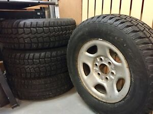 Snow tires for sale, 4