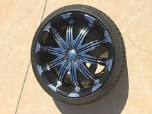 """20"""" Verde rims and tyres Whyalla Whyalla Area Preview"""
