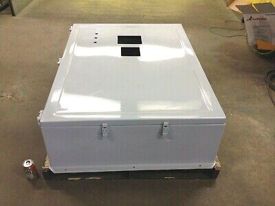 Hoffman Nvent A48h3612gqrlp Non-metallic Enclosure Type 4x - 48hx36wx12d