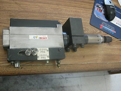 Desoutter Model Afd205-2700 Drill Tapper Pneumatic Drive Feed