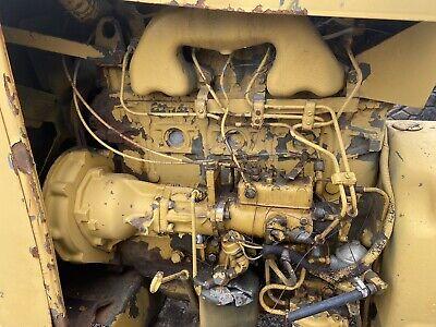 Gm Bedford 220 Engine Good Runner 4 Cylinder Diesel Detroit Gm Power Unit