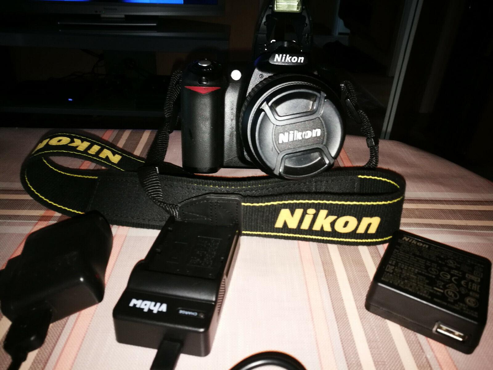 Nikon D50 Digitale Spiegel Reflex Kamera