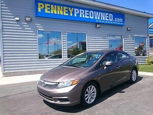 2012 Honda Civic 4dr Auto