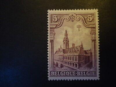 Belgique Belgîe Belgium year1929 -  cob:272 MH*