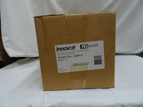 FCI INNOVAIR ADP-F INTELLIGENT PHOTOELECTRIC LOW FLOW DUCT SMOKE DETECTOR