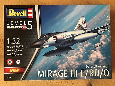 +++ Revell 03919 Revell Dassault Mirage III E 1:32 03919