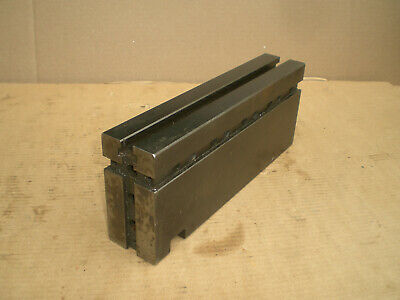 Machinists Single T-slot Fixture Jig 12 X 5 X 2.5