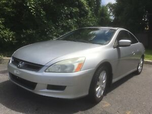 Honda Accord 2006 V6 Coupe Automatique