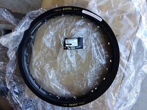 Excel Rear rim brand new with spokes