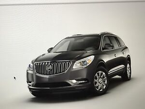 Lease Take-over 15 Buick Enclave Premium Leather AWD