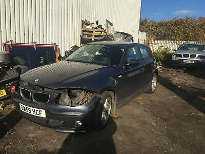 Bmw 1 Series Breaking All Parts Available