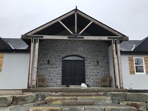Masonry Service - Brick, Stone, Block Work, & Chimney Repairs