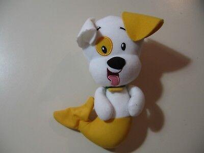 "7"" plush Genie Puppy Dog doll, good condition"