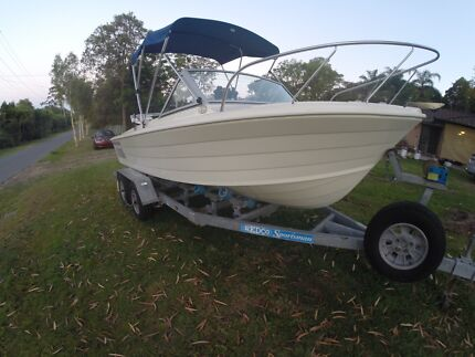 Haines Hunter V19R - Excellent condition! Wynnum Brisbane South East Preview