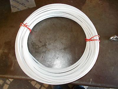 Kit Cables Y Vaina Blanca Para Bicicletas Tipo Graziella