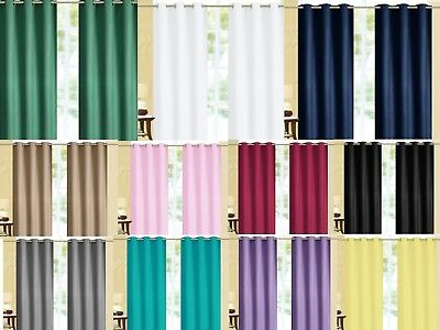 Panel Drapery Thermal - Cardi THERMAL Window Curtain Set Reflect Back - Two Panels All Size / Colors