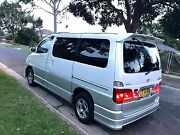 Diesel Toyota Hiace Granvia Camper Van with Rego/ RWC/Low Km Chadstone Monash Area Preview