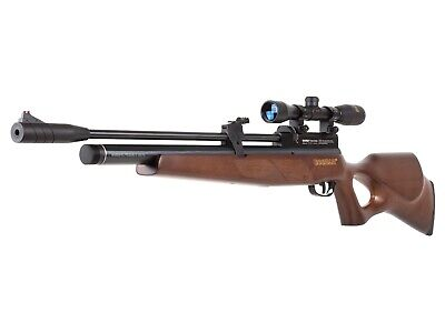 Beeman Commander PCP Air Rifle Combo - 0.177 cal  Includes rifle 4x32 scope and