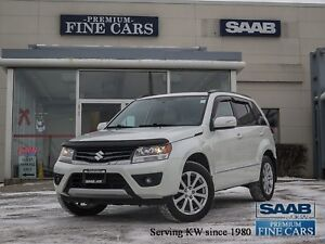 2013 Suzuki Grand Vitara JLX-L  4WD/Navigation/Leather Seats