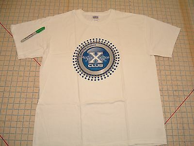 Celebrity Cruises X Club Tshirt Tee Cruise Lines Vacation Trip Adult Large Rated