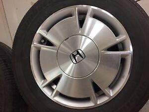 15 inch Honda Civic Rims & Tires