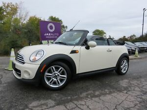 2014 MINI COOPER CONVERTIBLE VERY GOOD CONDITION SAFETY AND WARR