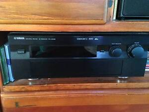 Yamaha & Polk Audio home theartre system Holland Park Brisbane South West Preview