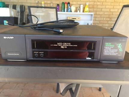 DVD & Tape Recorder Player