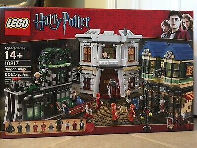 LEGO 10217 Harry Potter Diagon Alley