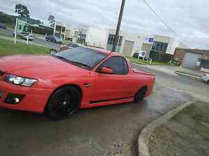 2002 holden vu ss ls1 with vy maloo body kit Cranbourne East Casey Area Preview