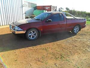 2001 Ford Other Ute Morgan Mid Murray Preview