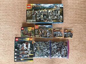 Lego Lord of the Rings (LOTR) Hobbit sets