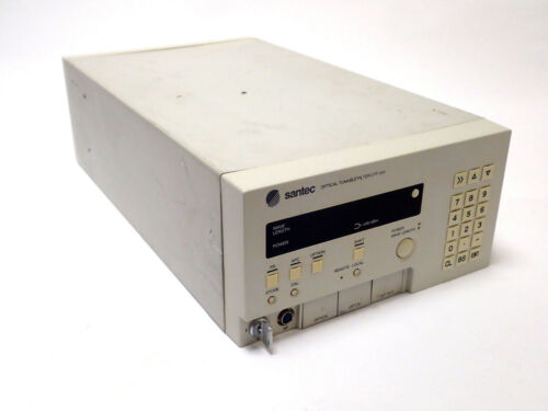SANTEC OTF-910 PROGRAMMABLE OPTICAL TUNABLE FILTER 1530-1610nm 100/120V 220/240V