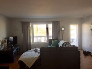 Sublet 1 bedroom apartment