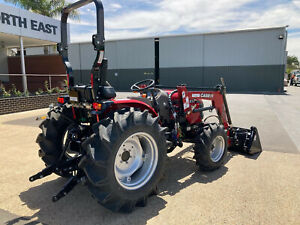 2020 Case IH Farmall 50B ROPS Tractor and Loader Waterloo Corner Playford Area Preview