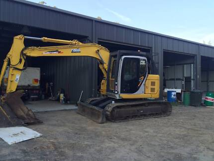 Excavator Sumitomo Nowra Nowra-Bomaderry Preview