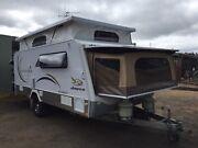 Jayco Expanda Outback. Shower/toilet/full options Lockwood South Bendigo Surrounds Preview