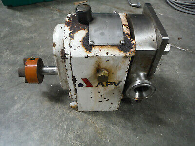 Apv Crepaco R2bs Sanitary Positive Displacement Pump 1 Ports