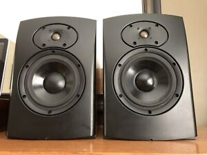 Athena S-2C-1 Bookshelf Speakers Made In Canada​