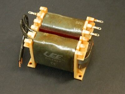 WHIRLPOOL K20 K40 ICE MACHINE TRANSFORMER (USED) LEE FIRENZE TS32  20V OUTPUT