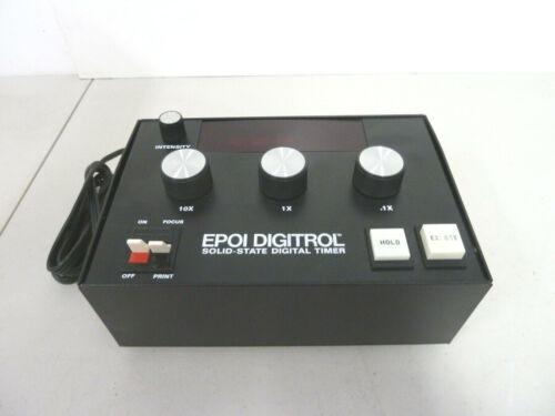 Ehrenreic Epoi Digitrol Solid State Digital Timer 4787