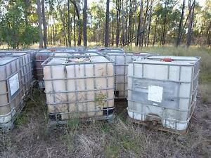 1000 Liter Storage Tanks Clermont Isaac Area Preview