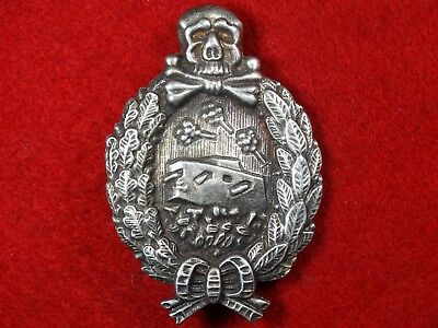 WW1 WWI GERMAN BADGE Panzer Tank Iron Division Medal Sturm Imperial Prussian
